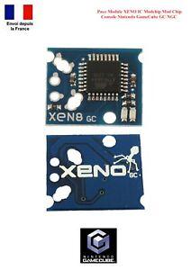 Puce Module XENO XenoGC IC Modchip Mod Chip Console GameCube Game Cube GC NGC