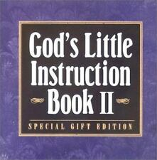 God's Little Instruction Book II (God's Little Instruction Book Series)  Hardco