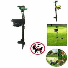 Solar- Sprinkler Motion Activated Gartentier-Spray zur Abschreckung gegen Wasser