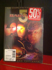 BABYLON FIVE, COMPLETE SECOND SEASON DVD