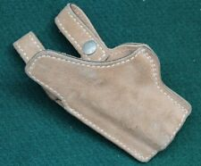 Safariland Suede Leather Holster K89 Colt 45 Officers Left Hand Free Shipping