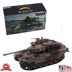 1:18 Remote Control Military Battle for Shooting BB Bullets Tank