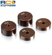 Xray Precision Balancing Chassis Weights (4 pieces.) XRA309840