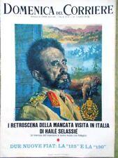 La Domenica del Corriere 4 Dicembre 1966 Cassius Clay Polonia German Mina Monaco