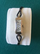 Gruen Nurses Duo-Dial Watch, Pristine Condition , Serviced