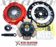 XTD PRO STAGE 3 CERAMIC CLUTCH & XLITE FLYWHEEL KIT RSX CIVIC 2.0L K20