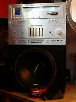 Marantz 2110 Stereo AM/FM Tuner With Scope fully-serviced and Restored