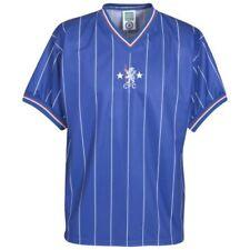 Solo maglia da calcio di squadre internazionali blu taglia S