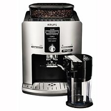 Krups EA82FE Latt'Espress Quattro Force Automatic Coffee Machine Silver Genuine