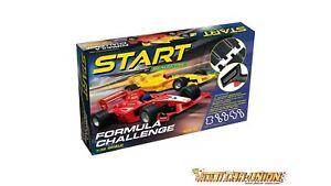 SCALEXTRIC C1406P Formula Challenge Start Set 1/32