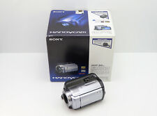 SONY HDR-XR106E CAMCORDER BOXED HD 80GB HDD DIGITAL HIGH DEFINITION HARD DRIVE