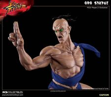 POP CULTURE SHOCK PLAYER 2 EXCLUSIVE ORO 1/4 STREET FIGHTER STATUE sideshow