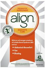 Align Probiotic Digestive Support 42 Ct EXP 06/2022