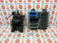 07 08 09 10 CHEVROLET MALIBU ENGINE COMPUTER ECU ECM & IGNITION KEY 12607096 OEM
