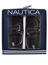 New ~ NAUTICA TINY RIVER BABY SHOES - Size 2 - Crib Soft Bottom