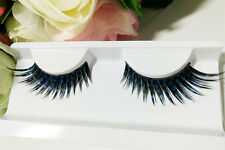 NEW Handmade False Eyelashes Eye Lashes Dramatic Makeup Exaggerate Stage