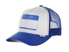 Quiksilver Diggler Call Me Meshback Truckers Cap Hat -  OSFM
