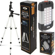 NGT Flood Light 500 Lumens Light With 10400mah Power Bank and Case Carp Fishing