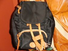 Dooney & Bourke Mirimar Nylon Murphy Back Pack Satchel Handbag  NWT