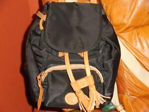 Dooney & Bourke Mirimar Nylon Murphy Back Pack Satchel Handbag  NWT