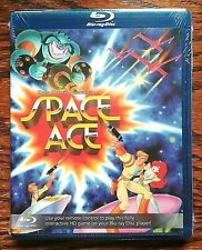 Space Ace Blu-ray NEW Sealed Game and Movie Don Bluth Digital Leisure