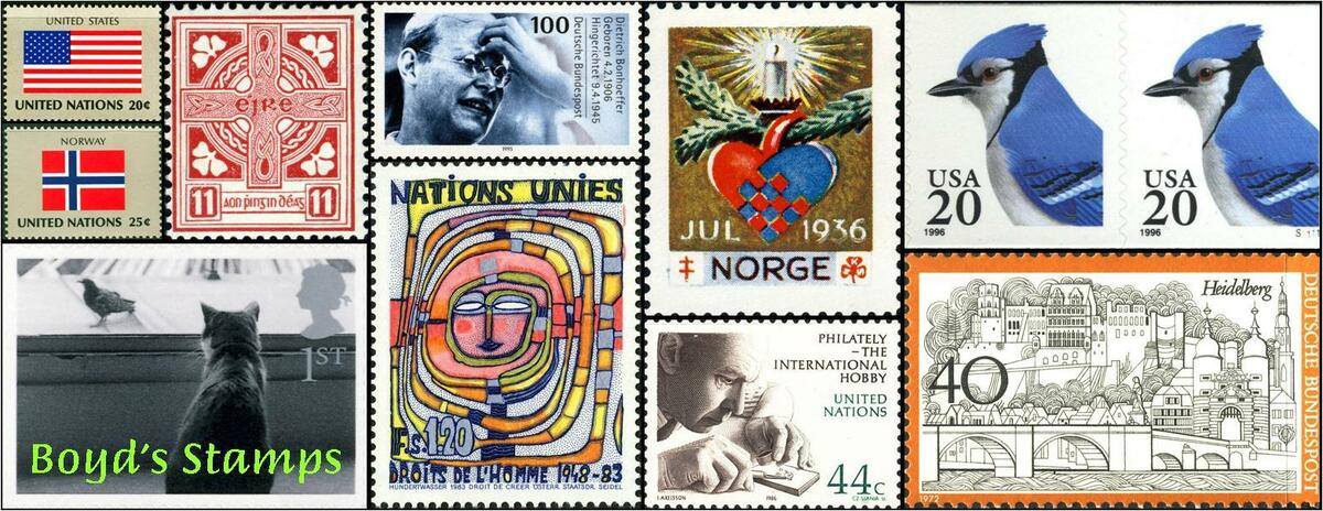 Boyd's Stamps