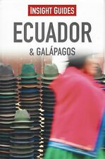 Insight Guides Ecuador & Galapagos *SPECIAL PRICE - FREE SHIPPING - NEW*