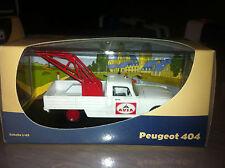 1/43ième - ELIGOR - Peugeot 404 AVIA