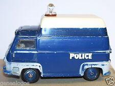 RARE MADE IN FRANCE OLD CIJ RENAULT ESTAFETTE POLICE VAN 1962 REF 3.91 1/45