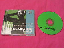 The James Taylor Quartet The Best Of The Acid Jazz Years Japanese CD Album