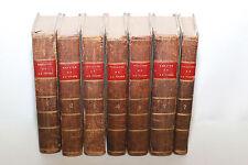 Livre Théatre de L.B Picard Paris 7 Volumes 1812/1817