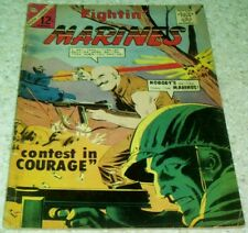 Fightin' Marines 57, VG/FN (5.0) 1964 Charlton! 40% off Guide!