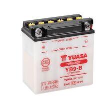 (432938) Bateria Yuasa PIAGGIO X9 Evolution 125 Año 03-07 (YB9-B)