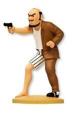 Figurine Tintin - Alonzo Perez le cerveau-avec coque d'd'origine