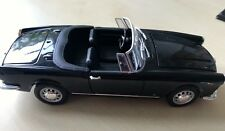 Automodell Alfa Romeo Spider 2600, schwarz