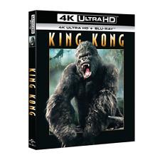 KING KONG (2005) (4K UHD+Blu-ray)