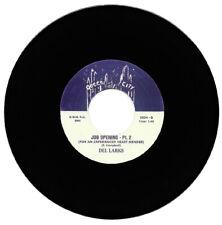 Del Larks Job Opening Part 1 & Part 2 Northern Soul Reissue
