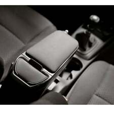 Other Black Leather Padded Center Armrest Specific Fit For Nissan Juke 2010-2016