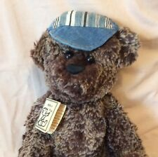 Prfect Pals By Pat Fairbanks - Slugger Teddy Bear