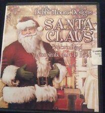 1 x Debbi Moore Designs Babbo Natale decorazioni di ispirazione CD ROM Craft