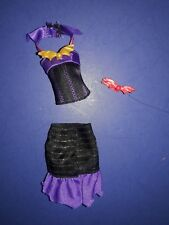 Monster High Doll Clothes Create A Vampire Sea Monster Outfit Top Skirt