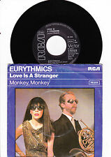 "7"" Eurythmics - Love is a Stranger"