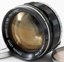 [Excellent+] Canon 50mm f/0.95 Dream Lens for Canon 7 7s from Japan