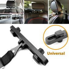 Isofix Latch Connector Bracket Holder Car Baby Safety Seat Belts Headrest Mount