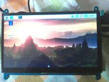 Raspberry Display 7 pollici con HDMI e Touch-Screen capacitivo 5 touch