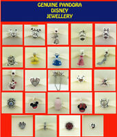 GENUINE PANDORA:  DISNEY RANGE OF CHARMS: *** FREE DELIVERY***
