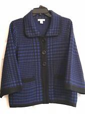 Hampshire Studio Cardigan sweater size large