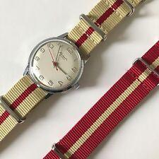Rare Vintage Soviet USSR Russian Watch RAKETA-BALTIKA Serviced. Cal 17 jewels.