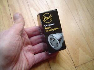 Bach 5G Trombone Mouthpiece, Large Shank - New!