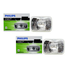 2 PCS Philips Headlight Bulb For 2017 Chevrolet Express 2500 Hi/Lo Beam